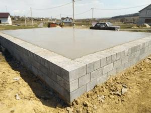 строители фундамент